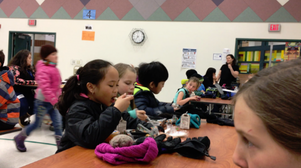 Under a new pilot program, several Anchorage elementary schools will have longer lunch and recess next fall