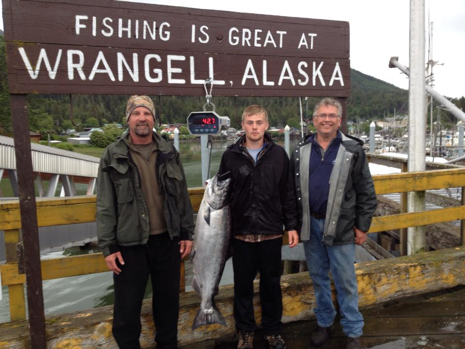 AK: The end of Wrangell's king salmon derby leaves locals longing