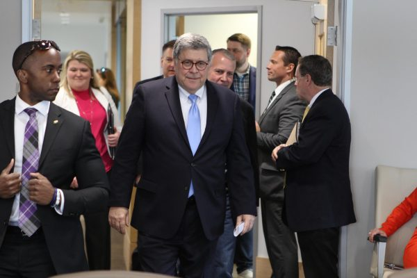 Attorney General Barr says 'very basics of public safety are lacking in the villages'