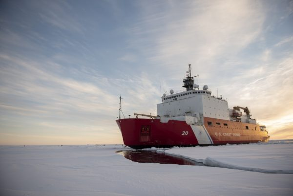 As the ice goes, Arctic nations find their bonds are tested