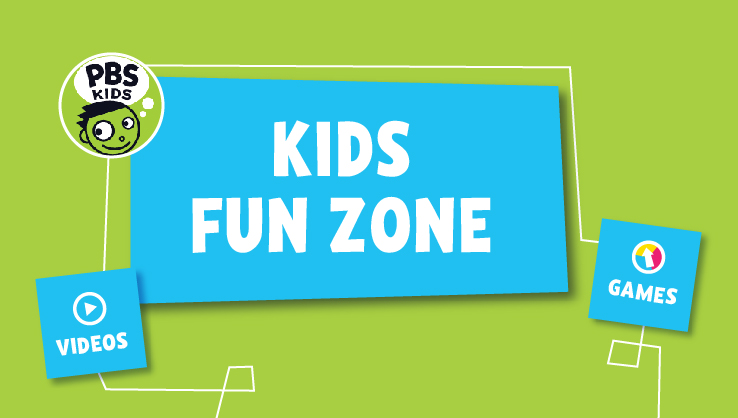 pbs fun zone