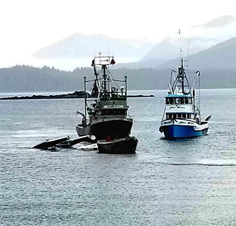 Two dead after floatplane crashes near Annette Island