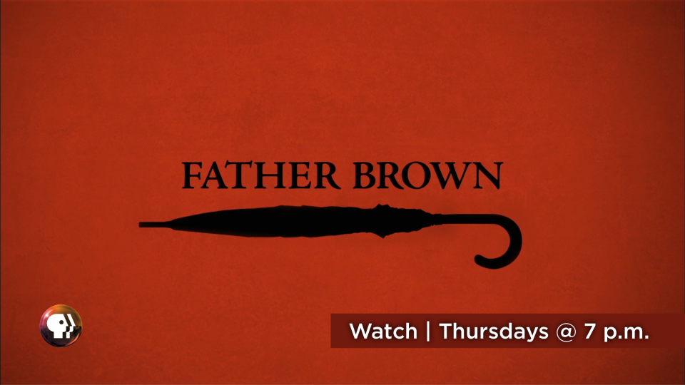 Watch Father Brown, Thursdays at 7 p.m. on Alaska Public Media TV.
