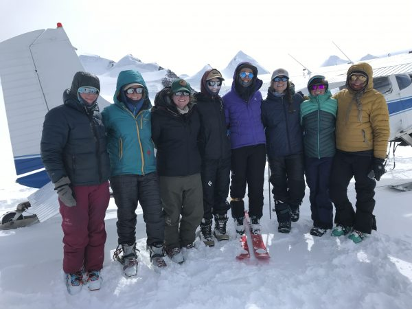 Claiming two first ascents, climbing group seeks to create more opportunities for women in the mountains