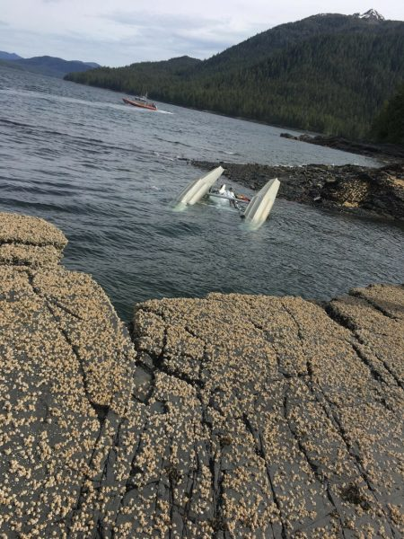 Ketchikan planes in mid-air crash both had equipment designed to help avert collisions. What went wrong?