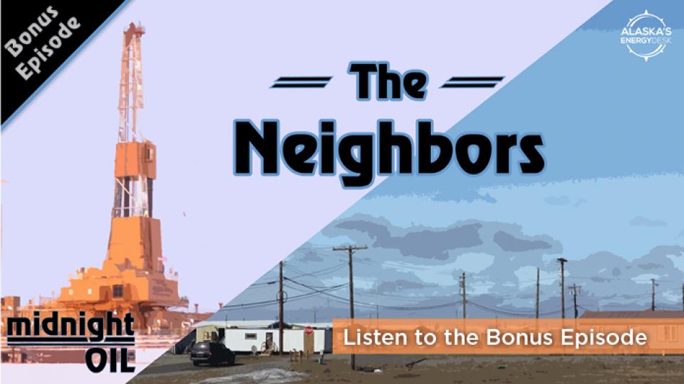 Listen to the bonus episode of Midnight Oil now!