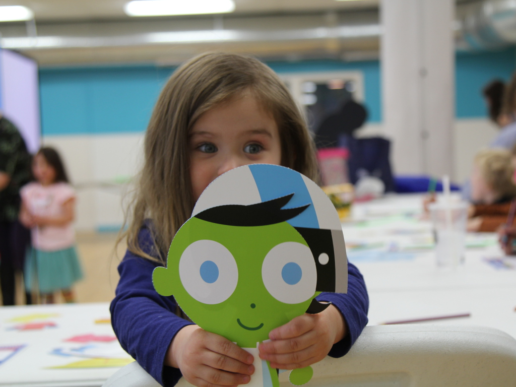Play and Learn with Science Family Workshop
