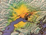 Shakemap of Nov. 30, 2018 quake