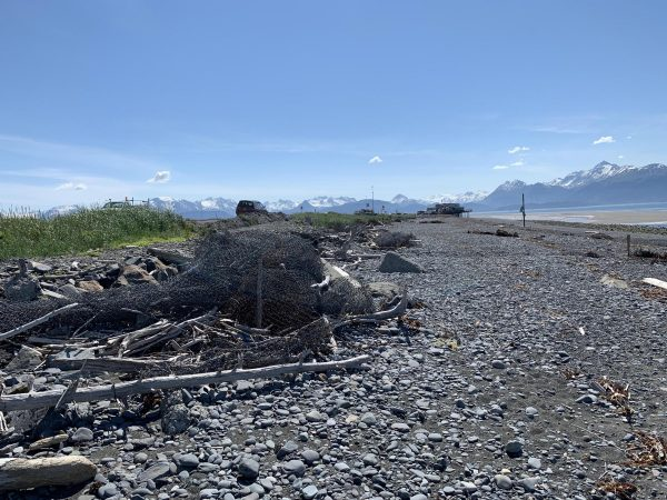 City of Homer works with state and Army Corps to battle erosion on the spit