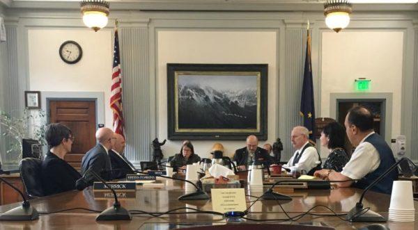 Working group seeks a path forward on PFDs amid heated debate