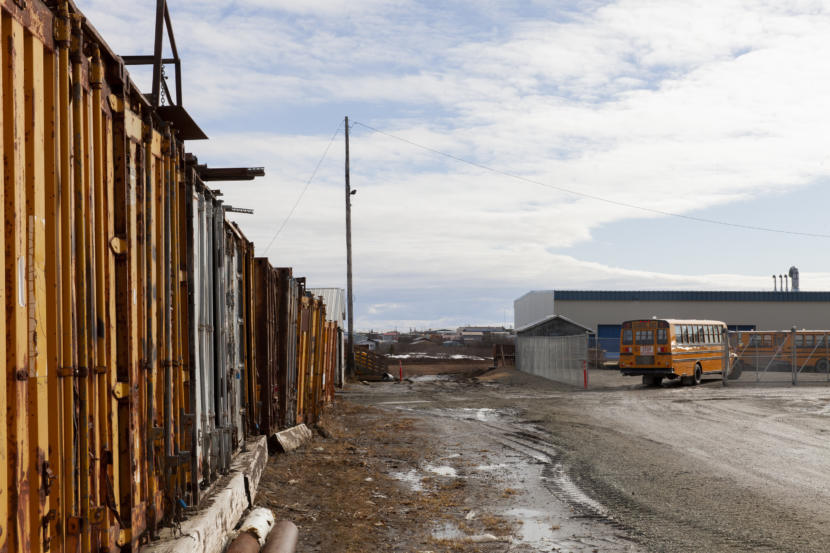 In rural Alaska, school districts deal with a legacy of