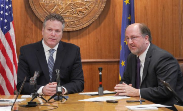 Dunleavy administration to spend $600,000 on Outside law