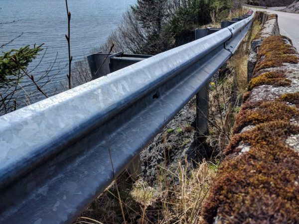 DOT's Chiniak Highway Erosion Control Project fights a never-ending battle against coastal erosion