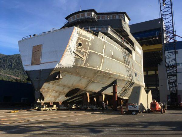 AIDEA approves loan fund for Alaska shipyards