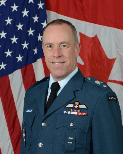 THE U.S.- CANADIAN ALLIANCE FOR PEACE AND SECURITY IN ALASKA with BGEN SCOTT CLANCY