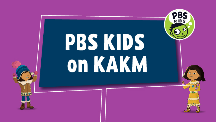 pbs kids on kakm