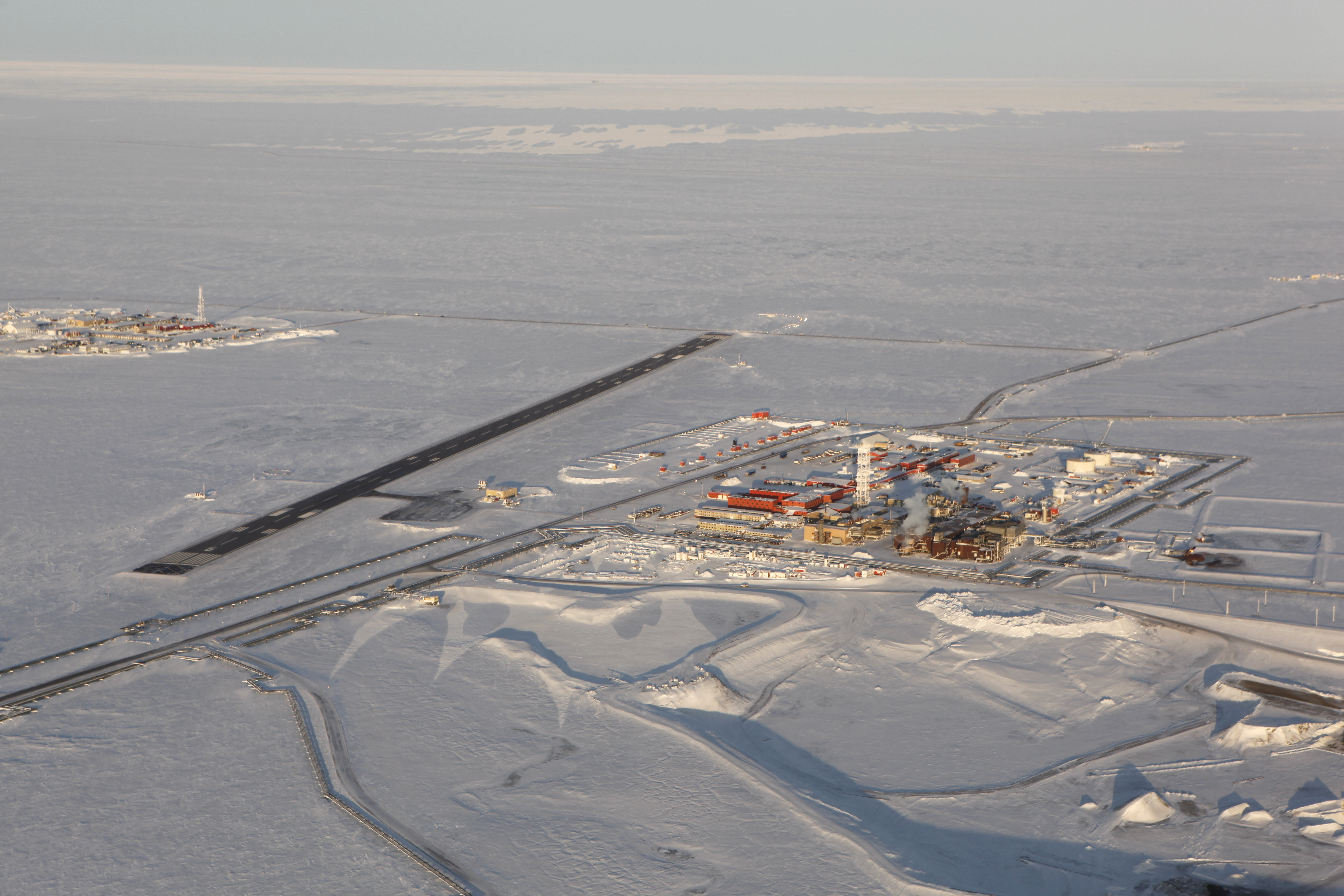 ConocoPhillips picks up another oil prospect west of Prudhoe