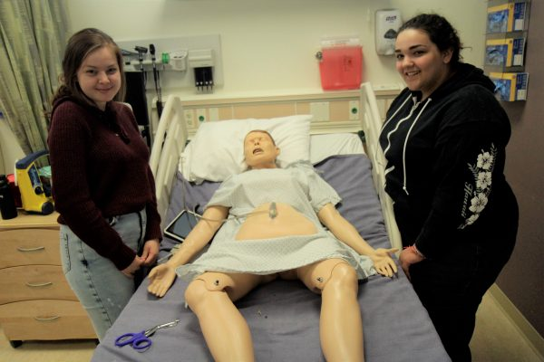 Alaska Native students get hands-on medical experience at UAA nursing camp