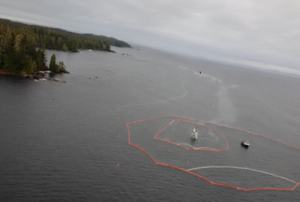 Tug and barge owner to pay $2.2 million in B.C. fuel spill