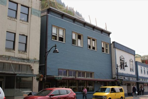 Juneau's Glory Hall will cut breakfast, lunch service in response to budget vetoes