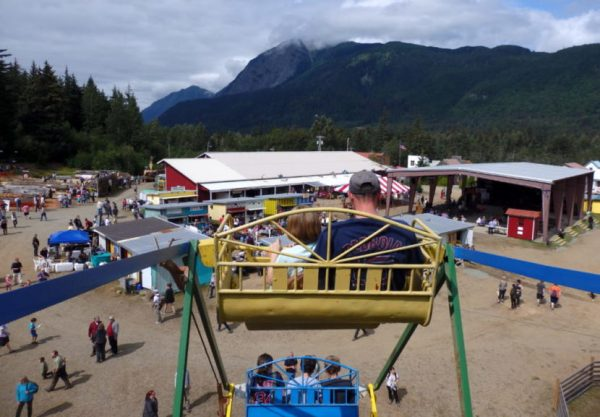 Ferry strike disrupts travel to and from Southeast Alaska State Fair