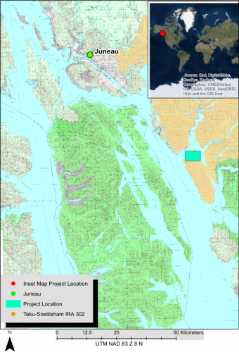 Australian mining firm explores potential vanadium deposit near Juneau