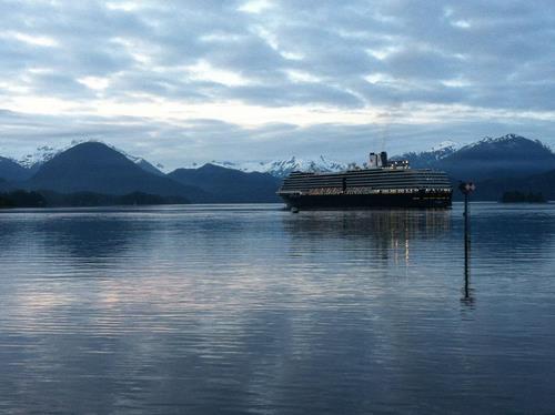 Dunleavy administration seeks overhaul of Alaska's cruise ship program