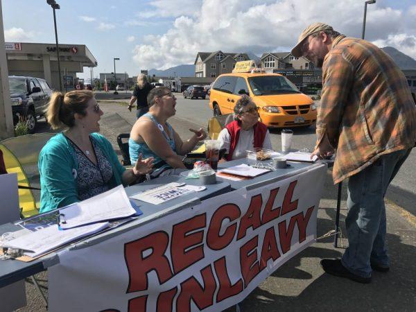 Across coastal Alaska, Recall Dunleavy campaign gets underway