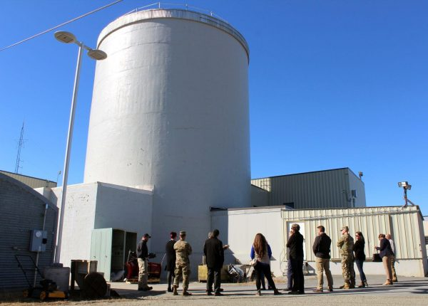 Army, contractor begin planning to dismantle deactivated Fort Greely nuclear power plant