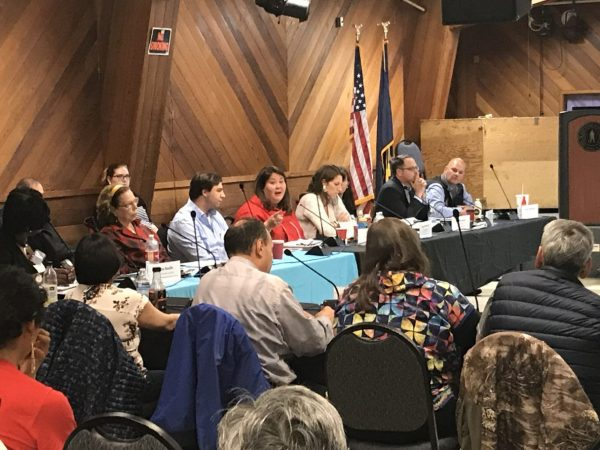 Kawerak hosts Indian Affairs officials in Nome for roundtable on public safety
