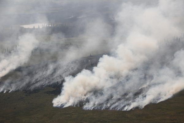Volunteers remain hopeful, as Levelock Fire reaches 5% containment