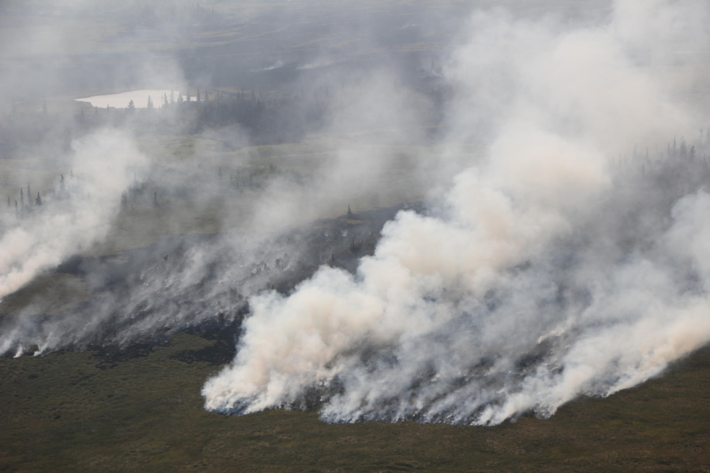 LISTEN: Alaska research on wildfire smoke's impact on health paints clearer picture - Alaska Public Media
