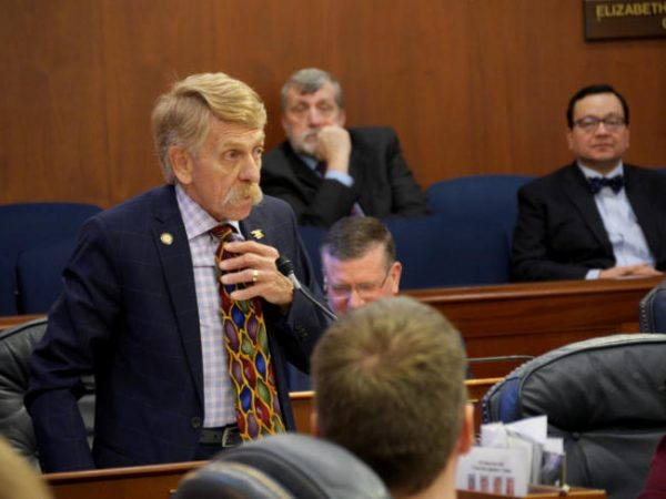 Senate Republicans reject Dunleavy's pick to fill vacant seat