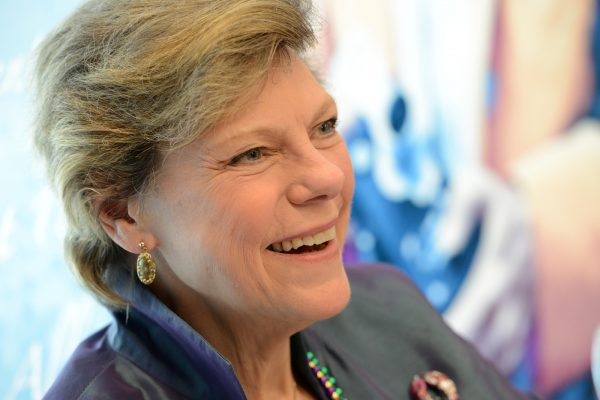 Cokie Roberts was a pioneer journalist — and she had an Alaska connection