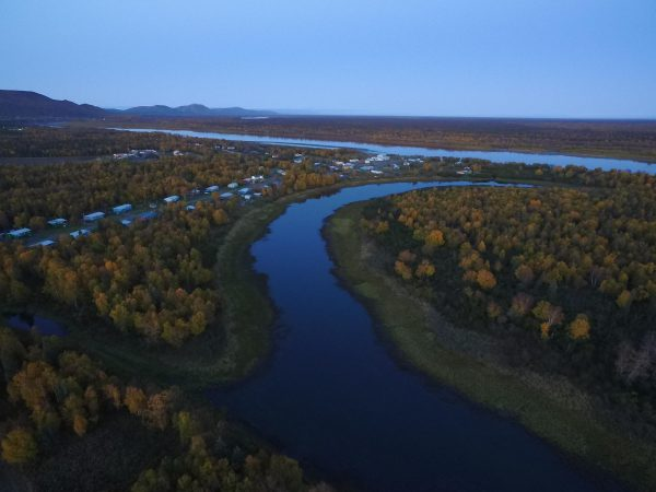 Running water is coming to all of Lower Kalskag