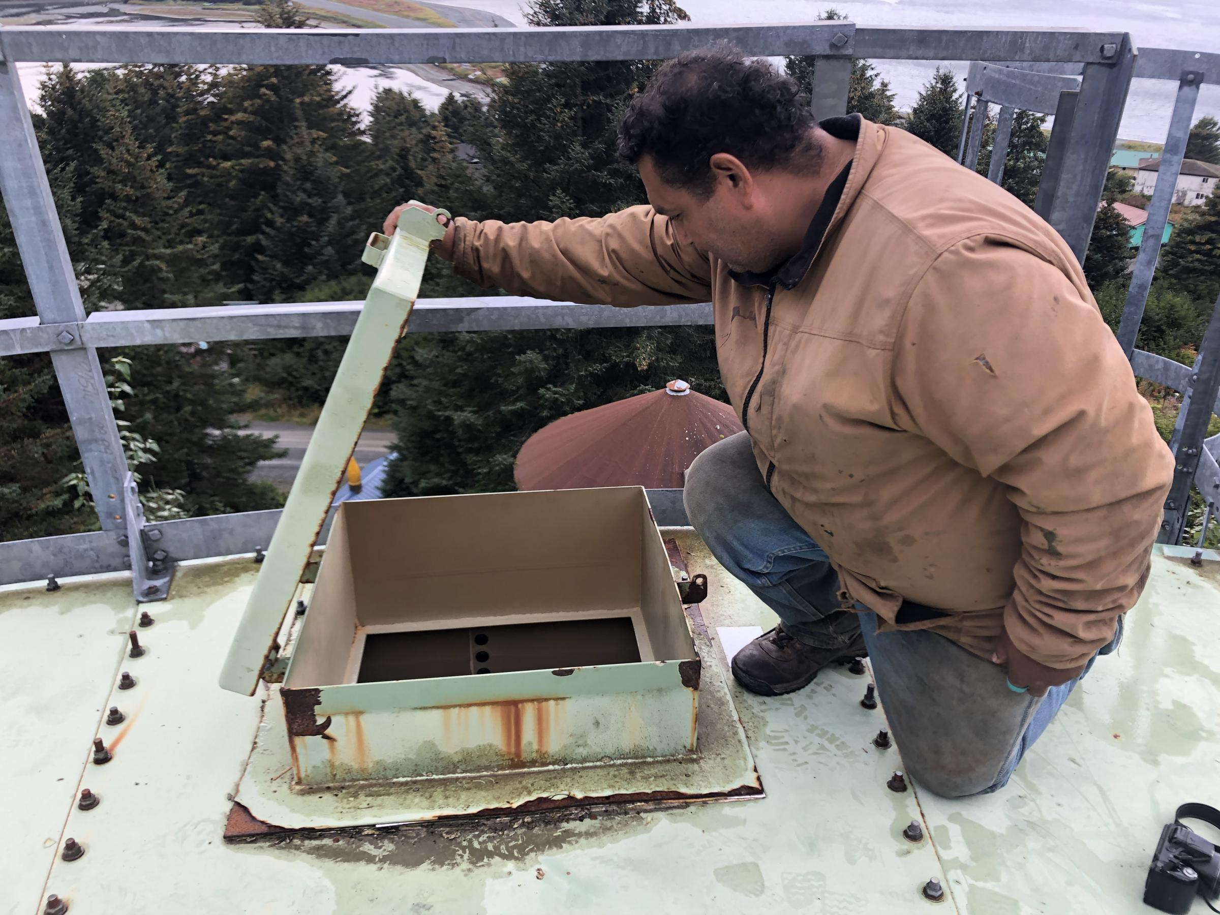 Nanwalek residents worry 'if this is the future of no water' - Alaska Public Media News