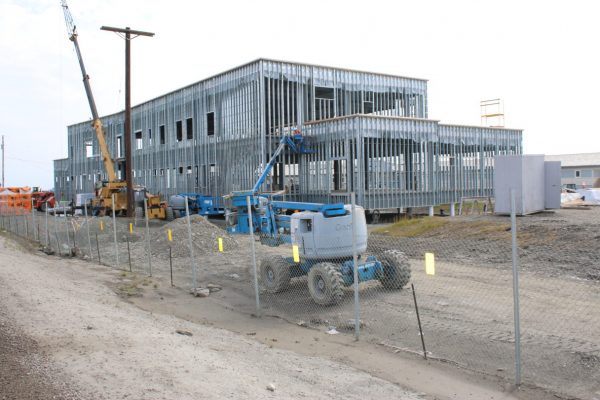 Despite Dunleavy vetoes, construction to continue at Nome Wellness Center