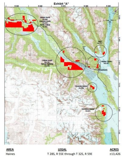 Tariffs stall timber sale negotiations in Haines
