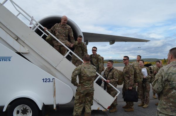 More than 2,000 Fort Wainwright soldiers to deploy to Iraq