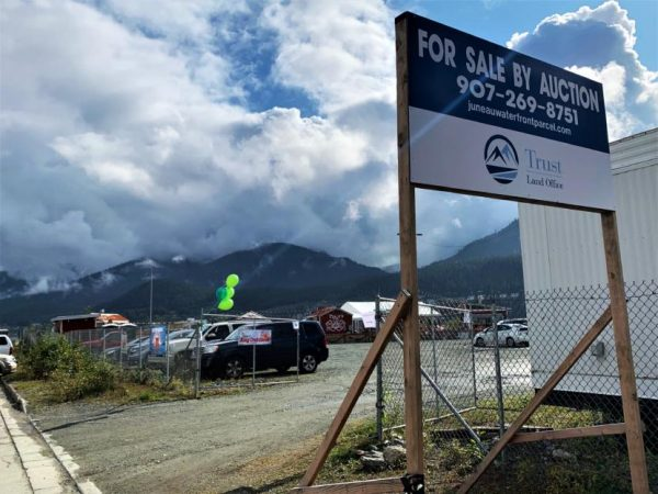Norwegian Cruise Line makes $20M high bid for Juneau waterfront property