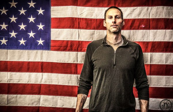 In 'Warrior's Creed,' Alaskan vet chronicles surreal violence and how tattoos grounded him