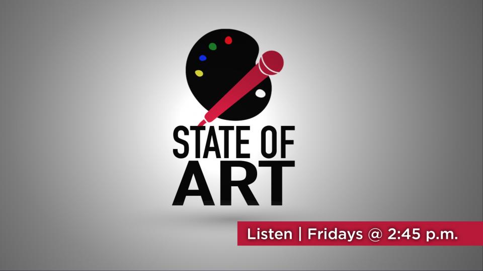 Listen to State of Art, Fridays at 2:45 p.m. on Alaska Public Media Radio.