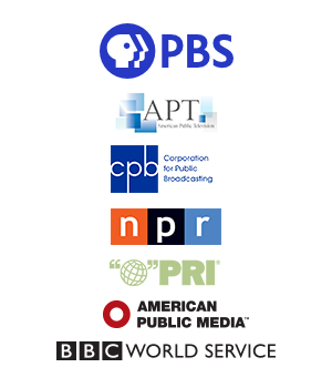 logos national broadcast organizations