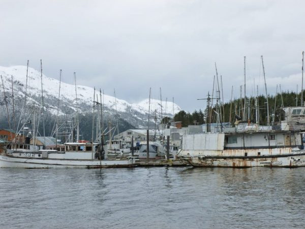 Southeast Alaska supply chains breaking down as ferry service gap enters second week