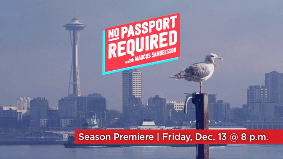Watch the season premiere of No Passport Required Friday, December 13 at 8 p.m. on Alaska Public Media TV.