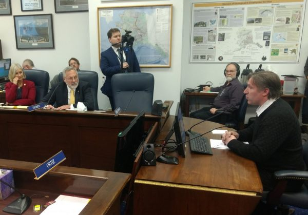 Coastal communities relate ferry woes to House lawmakers