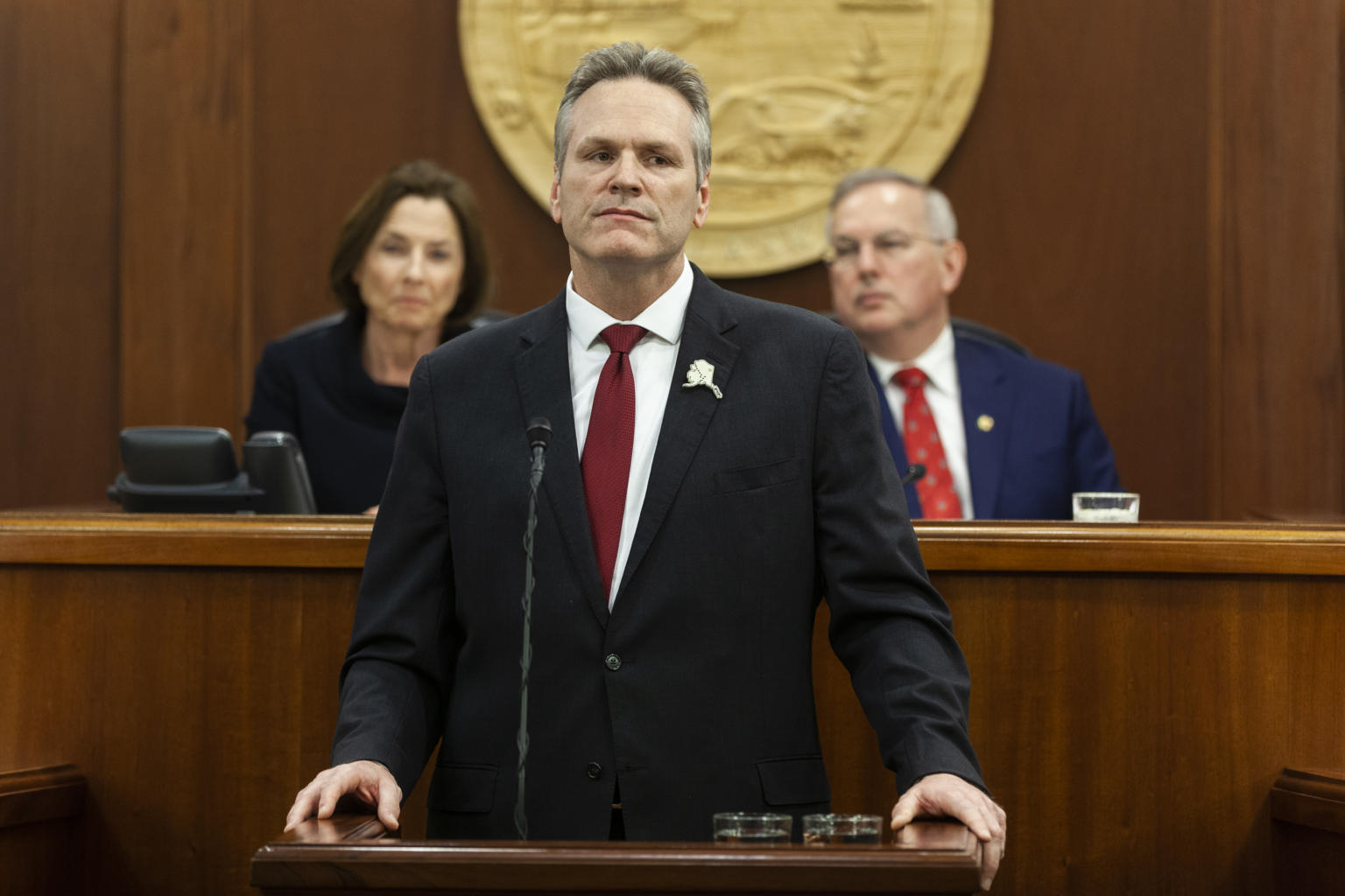 Alaska Supreme Court says judge was wrong to stall recall of Gov. Dunleavy while appeal plays out - Alaska Public Media