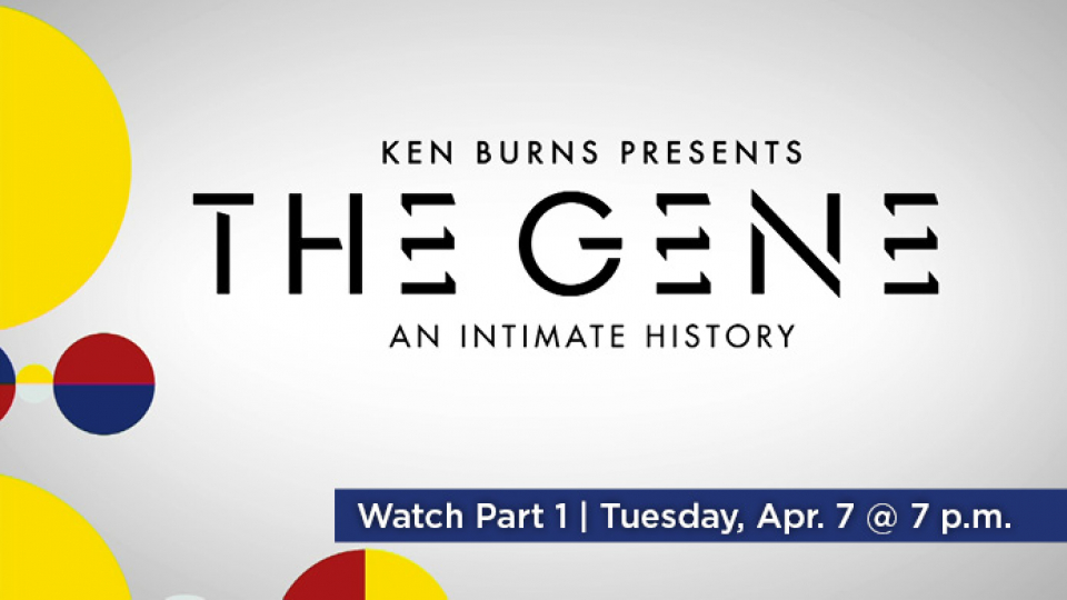Watch The Gene: An Intimate History Tuesday, April 7 at 7 p.m. on Alaska Public Media TV.