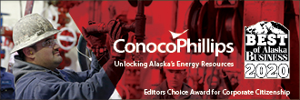 conoco phillips banner ad