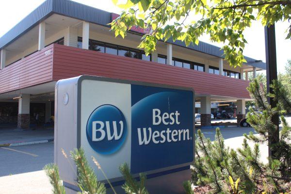 The Best Western Golden Lion Hotel